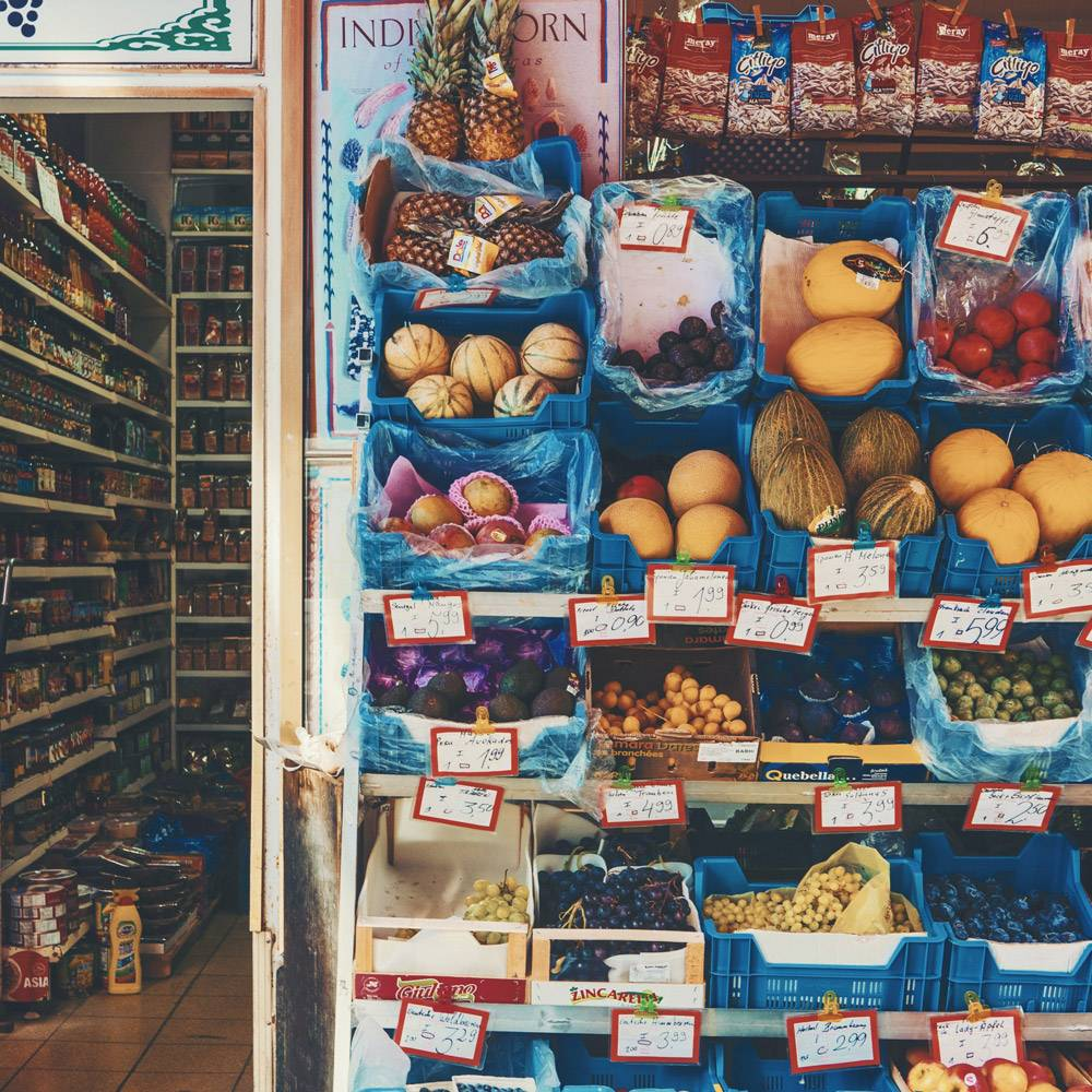 Five of the best: London greengrocers